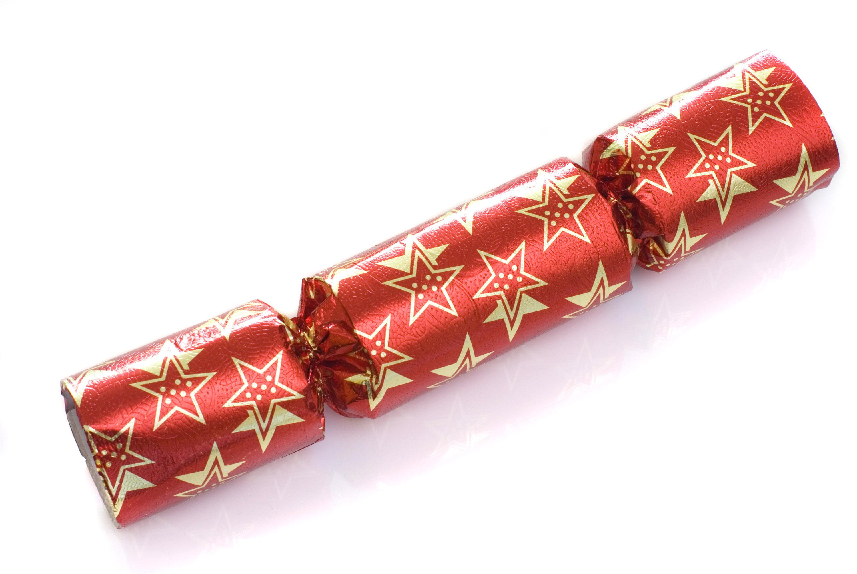 Diagonal Christmas Cracker